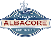 Oregon albacore Commission Logo