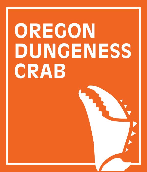 Oregon Dungeness Crab Logo